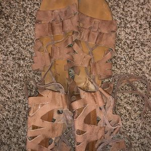 Free people ankle sandals
